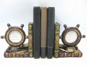Polyresin Bookends Gift Home Decoration (JN05) pictures & photos