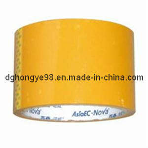 Clear BOPP Adhesive Packing Tape (HY-009)