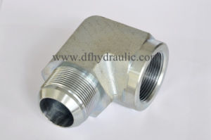 USA Taper Pipe Male/Female 90 Thread Sealing Transition Joint American Adapter pictures & photos