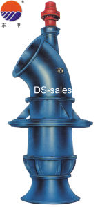 Large-Scale Diffuser Vertical Mixed Flow Pump