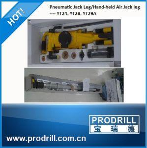 Yt28 Pneumatic Air Leg Rock Drill pictures & photos