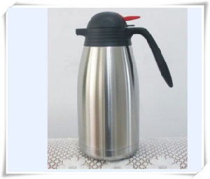 Hot Sale High Quanlity Stainless Steel Double Wall Vacuum Thermos Coffee Pot pictures & photos