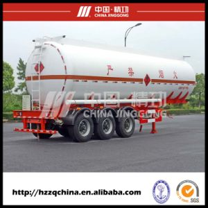 Chemical Tank Transportation, Liquid Tank Trailer with High Efficiency pictures & photos