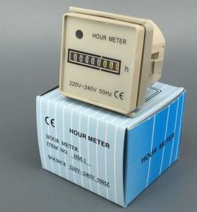 Full Sealed Quartz Electronic Timers Industrial Counter (HM-1) pictures & photos