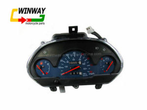 Ww-7243 Motorcycle Instrument, ABS Motorcycle Speedometer, pictures & photos