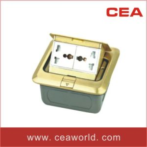 Pop-up Floor Socket / Ground Socket / Floor Box (CGD-1F) pictures & photos