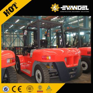 New Brand Yto 5ton Electric Battery Forklifts Cpcd50A Price USD pictures & photos