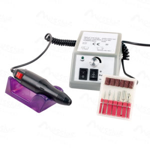 Professional Manicure Pedicure Electric Drill Nail Pen Machine Set Kit 110V/220V pictures & photos