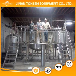 Manufacturer Draft Beer Machine/Beer Brewing Equipment/Brewery System 1200L pictures & photos