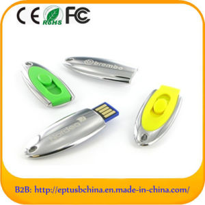Colorful Slide Type Promotional Stick Shape USB Pendrive (ET607) pictures & photos