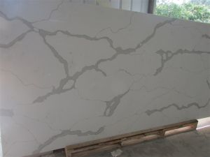 Artificial Quartz Stone Countertop for Kitchen or Bathroom pictures & photos