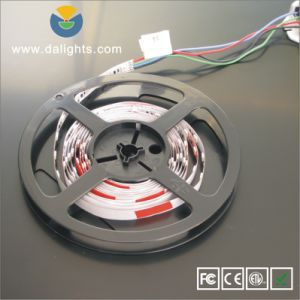 Indoor RGB Color LED Strip Light pictures & photos