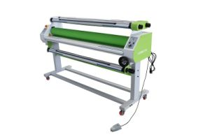 Fully Automatic Cold Laminator (YH-1600C1) pictures & photos