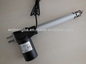 High Speed Linear Actuator Motor with Potentiometer Feedback pictures & photos