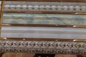 Glass Skirting Tile Basebord Tile Ceramic Wall Border Tile