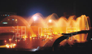 Special Water Type Fountain for Linan Park pictures & photos