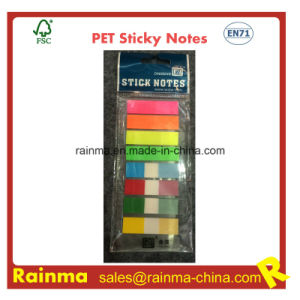Pet Sticky Note for Office Stationery Supply pictures & photos
