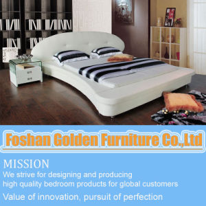 New Model Leather Bed G869 pictures & photos