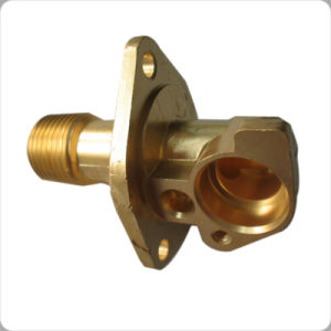 Forging Bronze Parts Brass Fitting/ Machinery Part/CNC Machining/Machined Brass Parts/Copper CNC Machining Part/Brass / Copper Turning Part pictures & photos