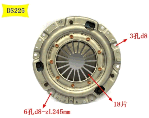 High Quality Auto Parts Clutch Cover pictures & photos