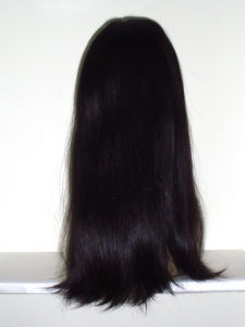 "Top Fashion 100% Human Hair Sheitels Kosher Wigs-20""-Sj053 pictures & photos"
