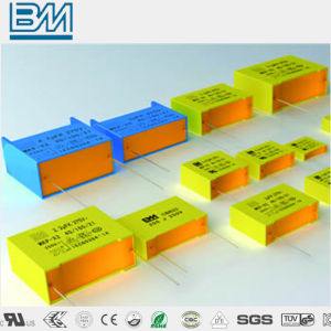 MKP-X2 Box Capacitor for Capacitance Divider