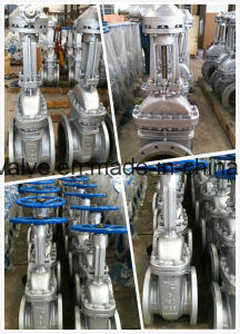 "API600 14"" Class150 CF8 Stainless Steel Gate Valve pictures & photos"