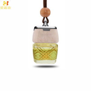 Car Decorate Pendant with Glass Bottle Perfume pictures & photos