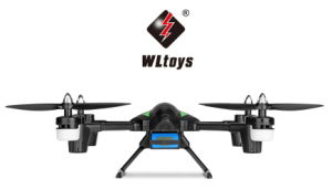 Wltoys Q323 RC Model Drone for Remote Control Toy