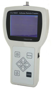Digital Portable Particle Counter (H603) pictures & photos