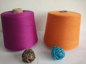 Hot Selling Polyester Yarn 18s
