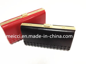 PU Women Handbags Top Fashion Party Clutch Bag pictures & photos