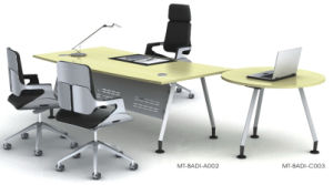 Space Save Foldable Office Desk (BT-667)
