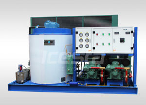 Icesta Flake Ice Machine with Capacity 10 Ton (IF10T-R4A) pictures & photos