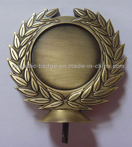 Customized Mirror Antique Bronze Medallion pictures & photos
