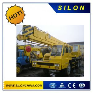 High Quality 25ton Xcmj Qy25b. 5 Mobile Truck Crane pictures & photos