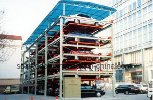 Vertical-Horizontal Parking System/Parking Lifte pictures & photos
