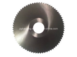 Tungsten Carbide Blade for Cutting Aluminum pictures & photos