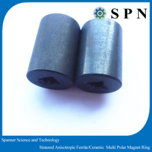 Ferrite Permanent/Ceramic / Anisotropic Magnet Sintered Rings pictures & photos