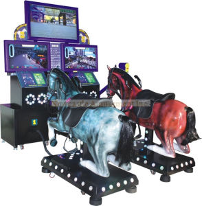 Game Go Go Jockey III Horse Racing Arcade Game Machine pictures & photos