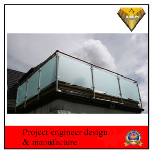 Outdoor Stainless Steel Balcony Glass Railing pictures & photos