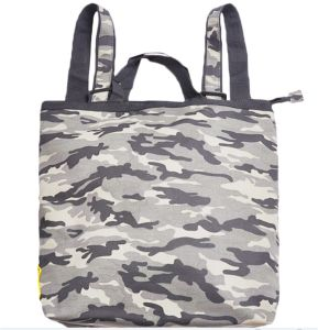 Camo Leisure Canvas Backpack (BSBK0032) pictures & photos