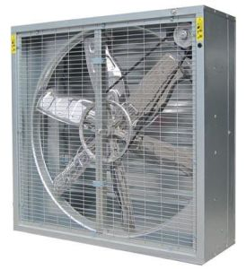 Galvanized Steel Box Fan pictures & photos