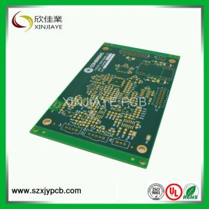 2-Layers Board HDI Printed Circuit Made in China/HDI PCB pictures & photos