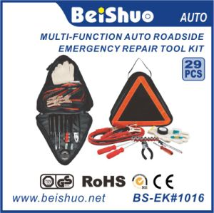 29PCS Muti-Function Roadside Vehicle Emergency Kit pictures & photos