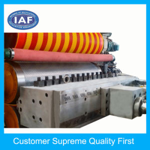 Low Cost Adjustable Hollow Grid Plate Extrusion Plastic Tooling pictures & photos