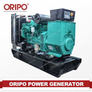 Open Type 200kVA Cummins Power Generator with Diesel Engine pictures & photos