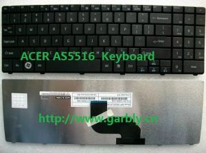Original 5516 5517 7715 Laptop Keyboard for Acer Aspire - Pk1306r1a32 pictures & photos