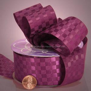 Luxurious Dobby Weave Satin Ribbon (AM-SR044)