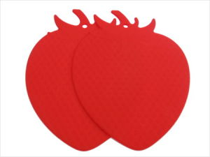 Promotion Gift Slicone Cup Pads Bar Mats Houseware Silicon Kitchenware Tools (SXL-SP-0010)